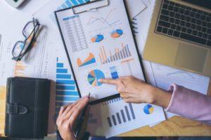 3.営業活動の結果をすぐに分析できる